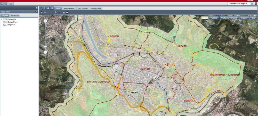 ANH_2_GeospatialSDI_Bilbao_Configure_Customize_Screenshot