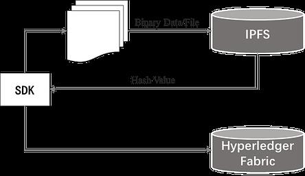 Cấu tạo Mạng Fabric và Chế độ Tương tác với IPFS