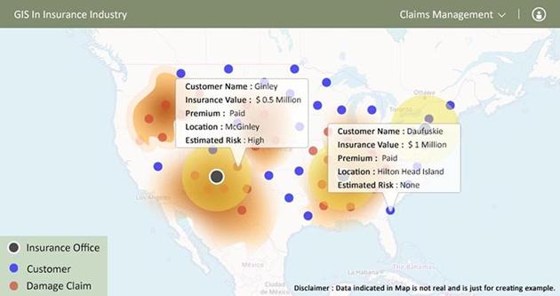 Bản đồ phân vùng rủi ro do động đất, nguồn: www.igismap.com